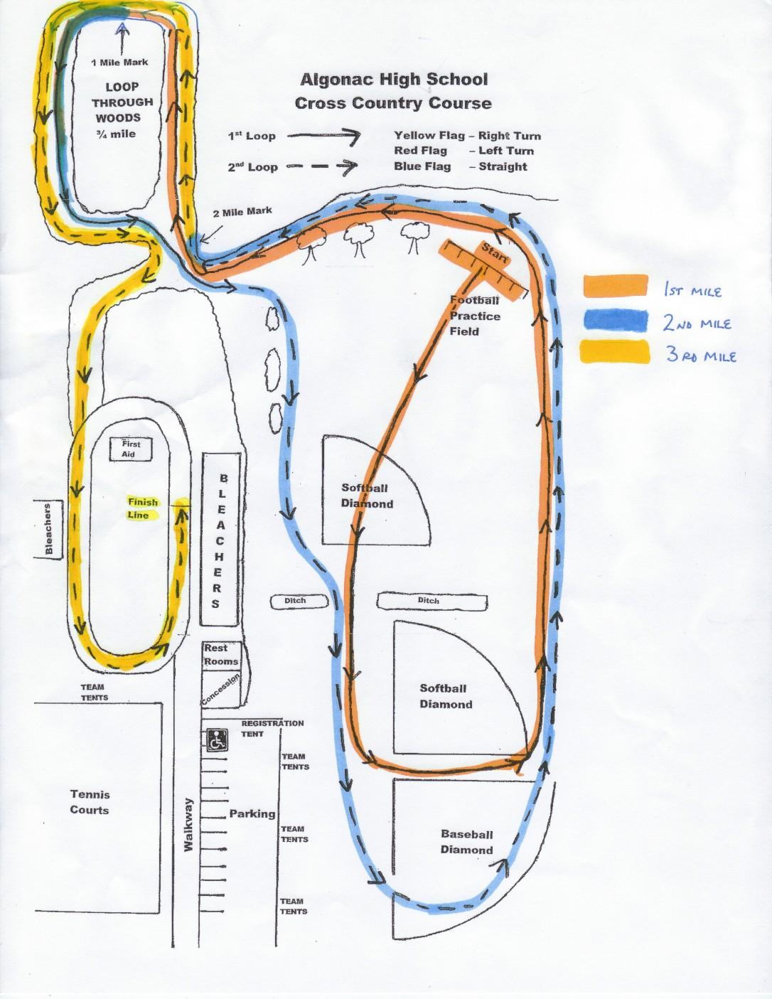 Algonac_Course_Map